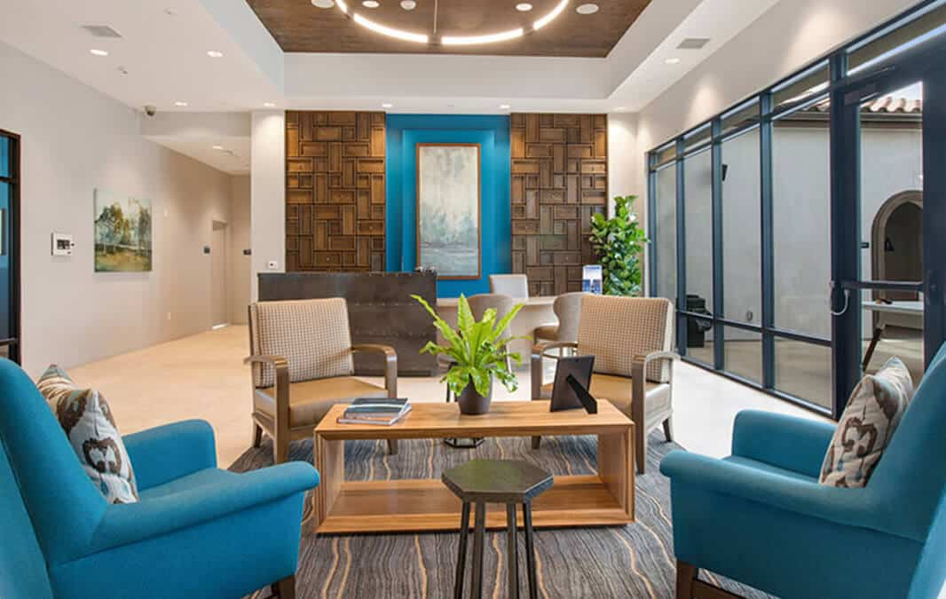 Lounge at The Crossings